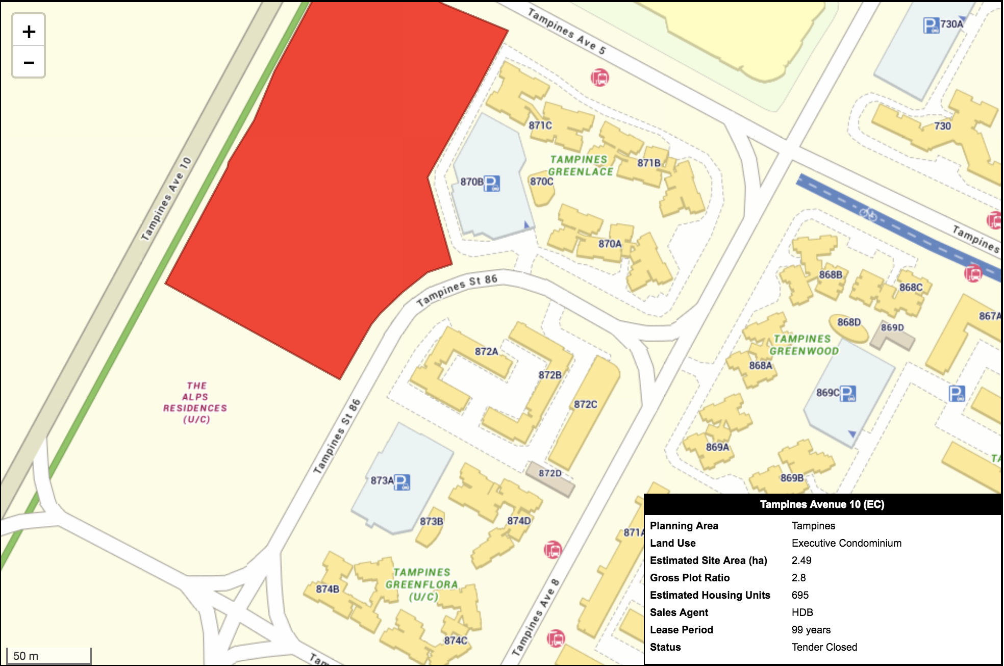 New EC location at Tampines launching in 2019