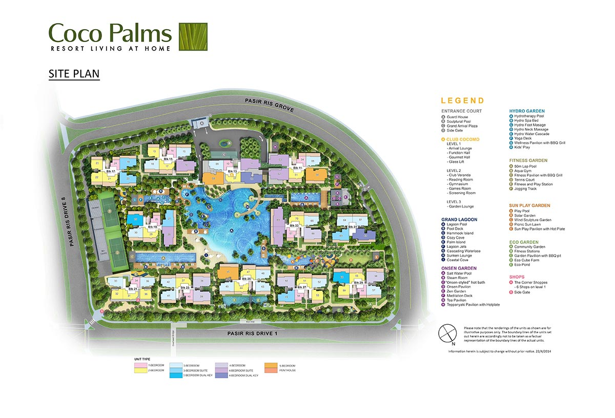 coco-palms-site-plan