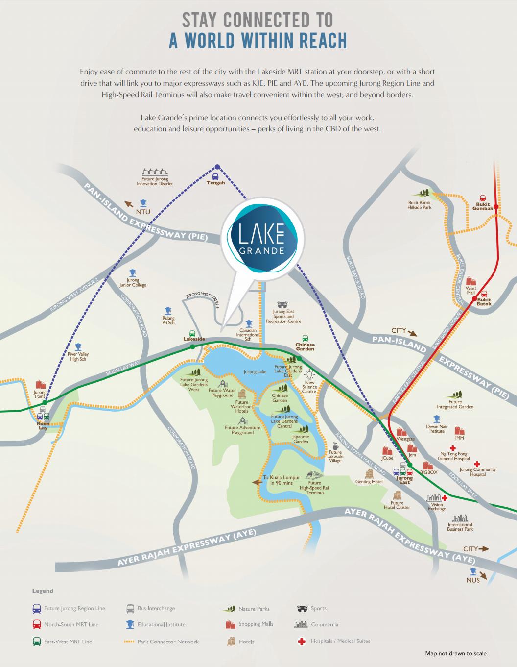 lake-grande-location-map