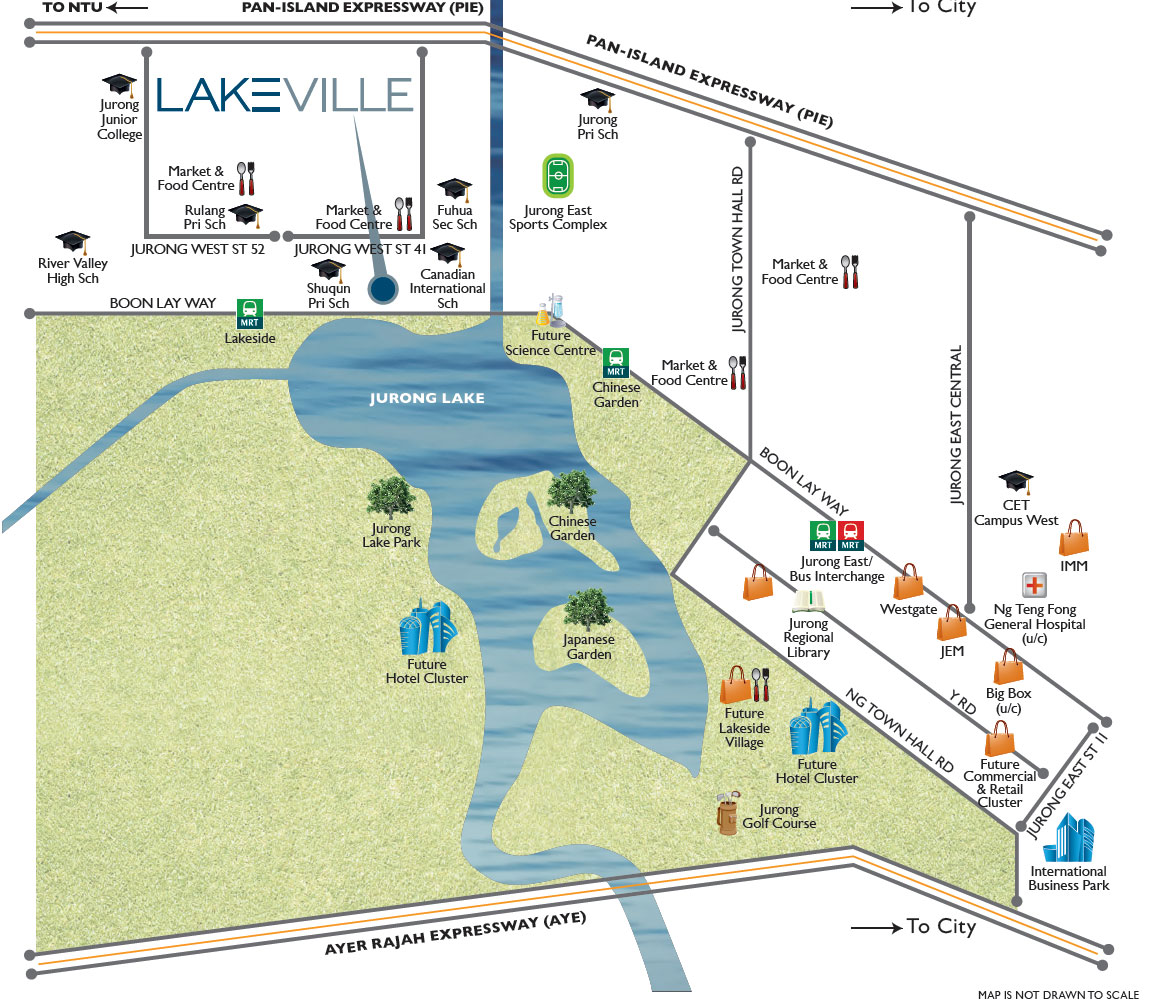 lakeville-location-map