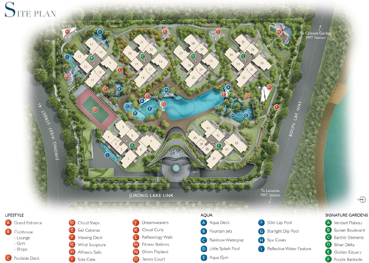 lakeville-site-plan