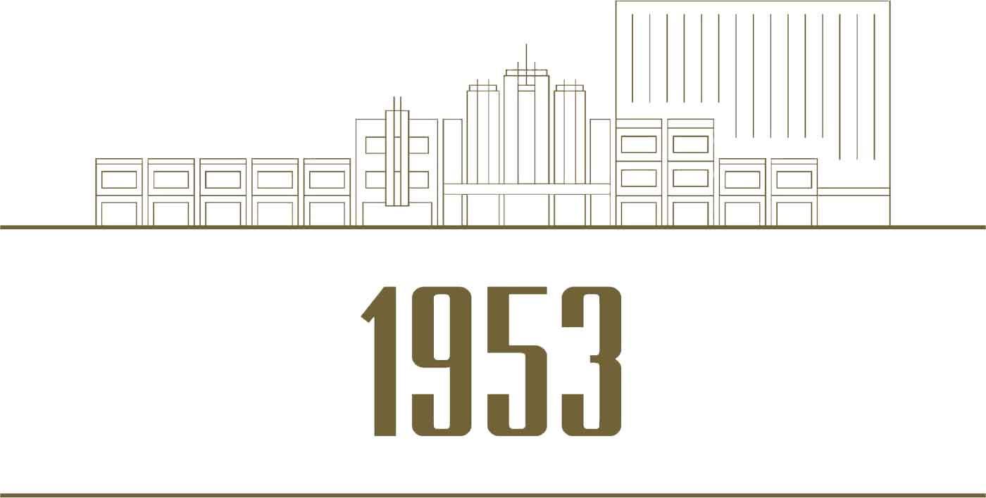 1953 residences condo logo