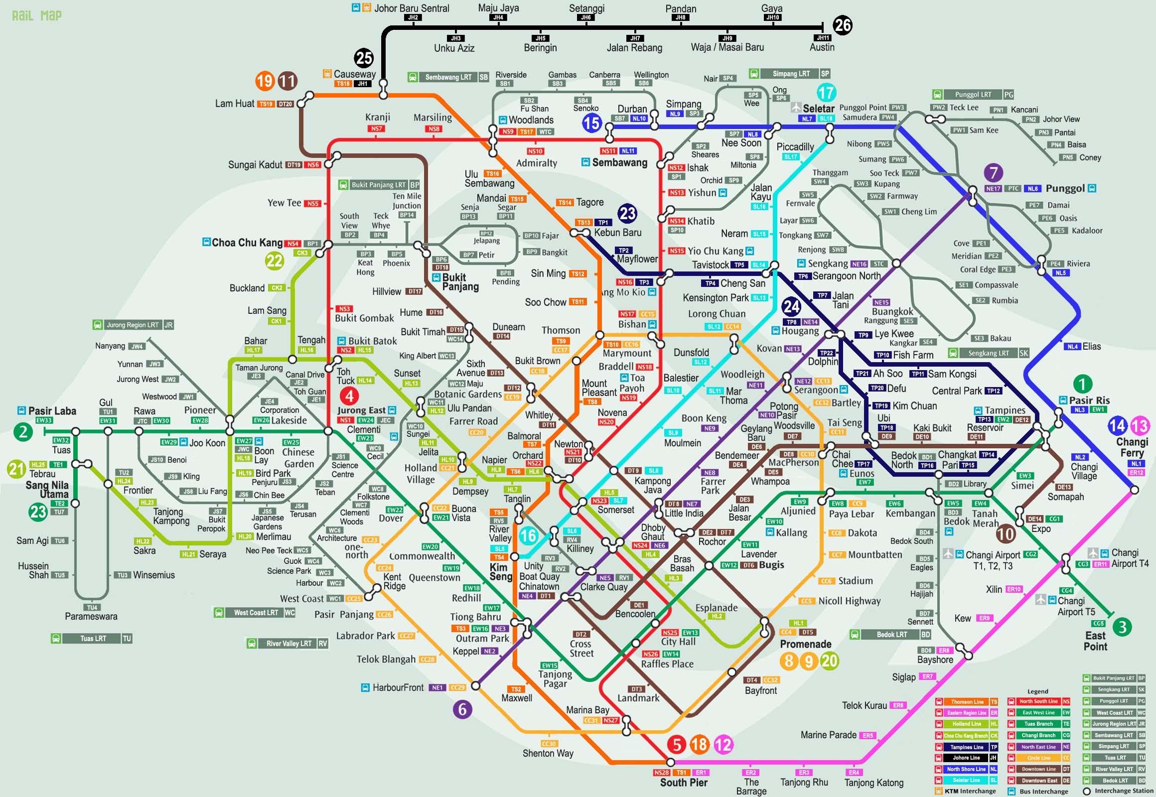 speculative mrt map