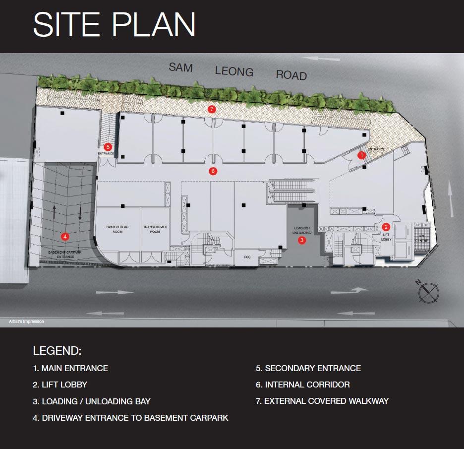 trio-@-sam-leong-road-site-plan